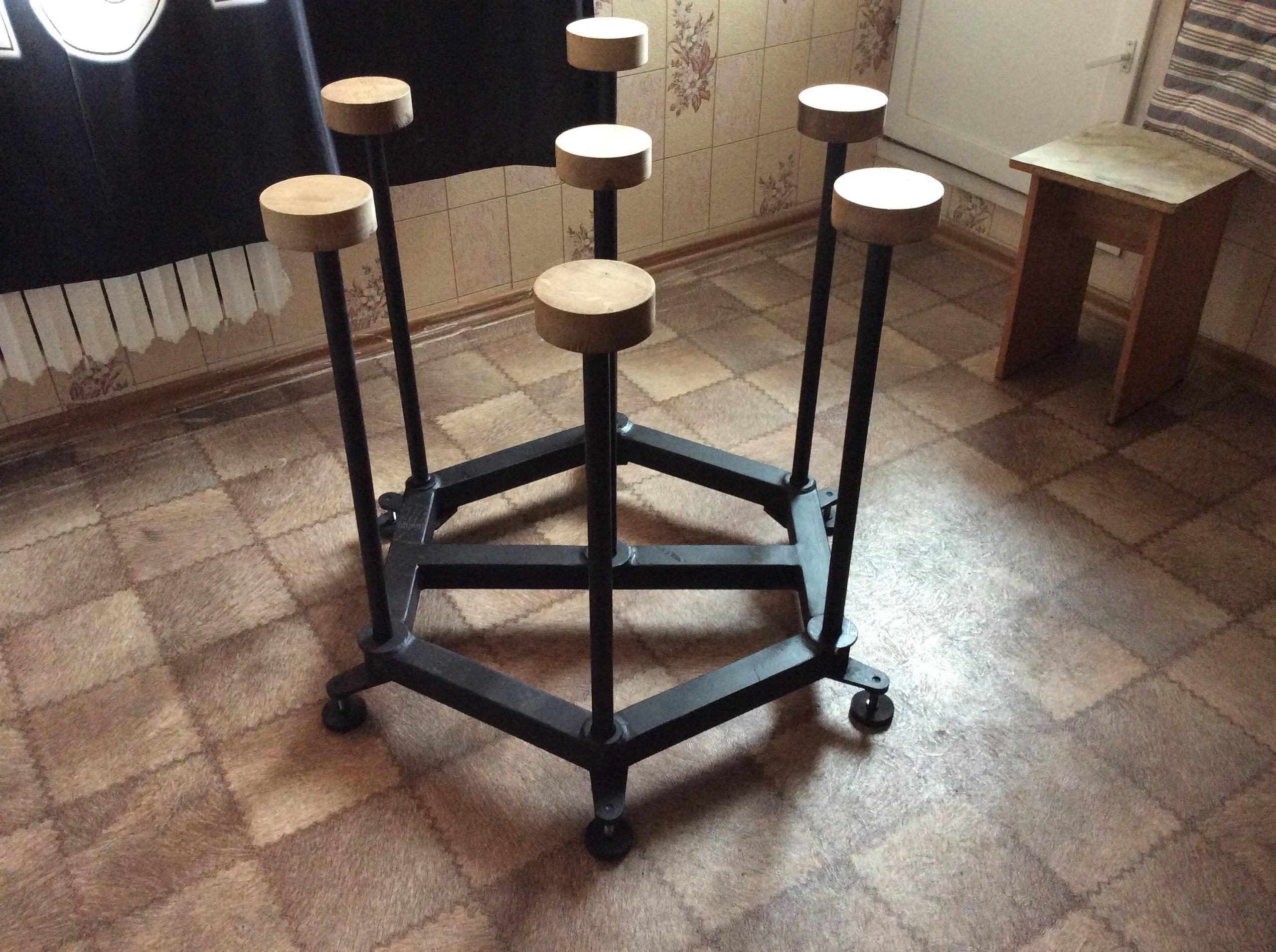 заказать/купить столы и иные конструкции для эквилибра на тростях