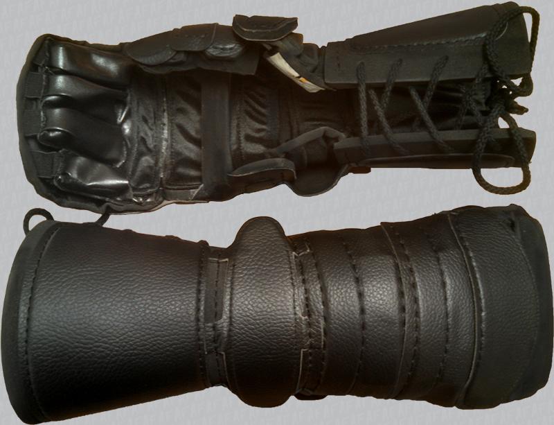 Review : Absolute Force HEMA Deluxe Fighting Gloves  from Aidan Blake (обзор НЕМА варежек Абсолют форс)